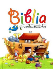 Biblia przedszkolaka - okładka książki