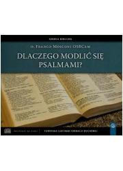 Dlaczego modlić się Psalmami? - pudełko audiobooku