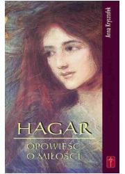 Hagar - opowieść o miłości - okładka książki