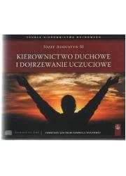 Kierownictwo duchowe i dojrzewanie - pudełko audiobooku