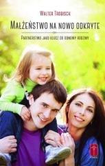 Małżeństwo na nowo odkryte - okładka książki