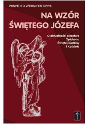 Na wzór św. Józefa - okładka książki