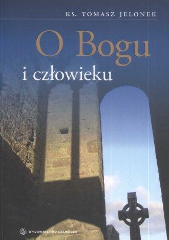 O Bogu i człowieku - okładka książki