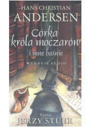 Córka króla Moczarów i inne opowiadania. - pudełko audiobooku