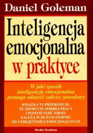 Inteligencja emocjonalna w praktyce - okładka książki