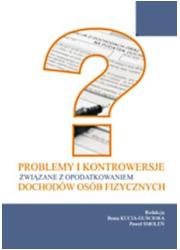 Problemy i kontrowersje związane - okładka książki