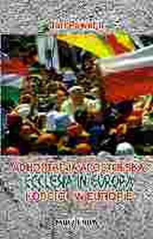 Ecclesia in Europa. Kościół w Europie. - okładka książki