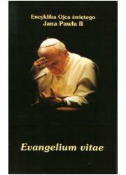 Encyklika Evangelium vitae. O wartości - okładka książki