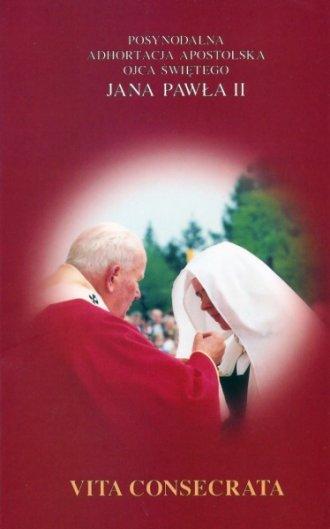 Posynodalna adhortacja apostolska - okładka książki