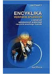 Encyklika Veritatis splendor - okładka książki