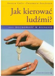 Jak kierować ludźmi? - okładka książki