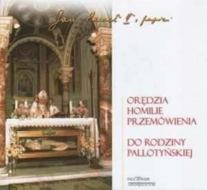 Jan Paweł II. Orędzia, homilie, - okładka książki