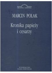 Kronika papieży i cesarzy - okładka książki