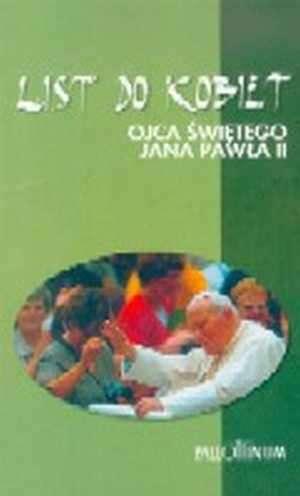 List Jana Pawła II do kobiet (1995) - okładka książki