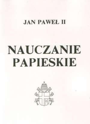 Nauczanie papieskie 1984. Tom VII/2 - okładka książki