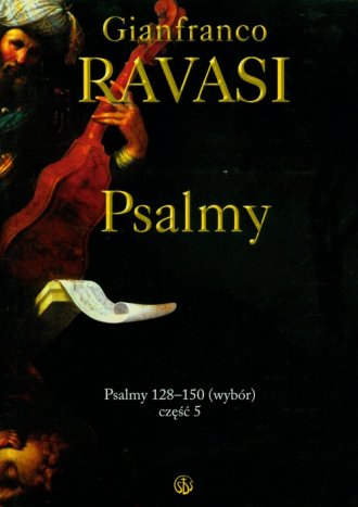 Psalmy (128-150) cz. 5 - okładka książki