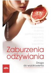 Zaburzenia odżywiania - okładka książki