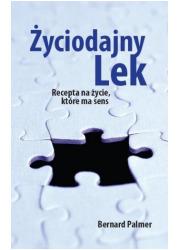 Życiodajny lek - okładka książki