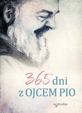 365 dni z Ojcem Pio - okładka książki