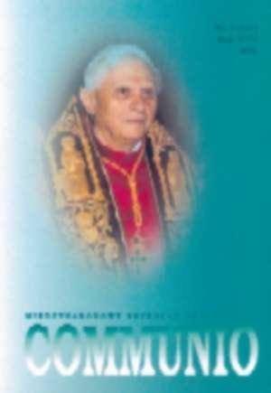 Communio nr 3(147)/2005. Gdzie - okładka książki