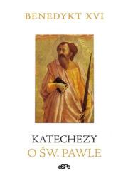 Katechezy o św. Pawle - okładka książki