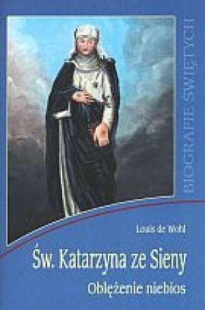 Św. Katarzyna ze Sieny. Oblężenie - okładka książki
