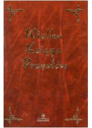 Wielka Księga Przysłów - okładka książki