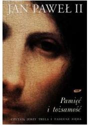 Pamięć i tożsamość - okładka książki