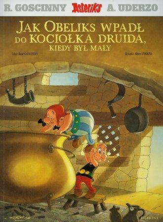 Asteriks. Jak Obeliks wpadł do - okładka książki