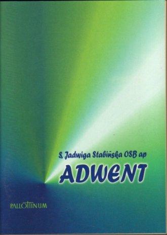 Adwent - okładka książki
