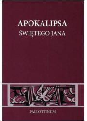 Apokalipsa Świętego Jana - okładka książki