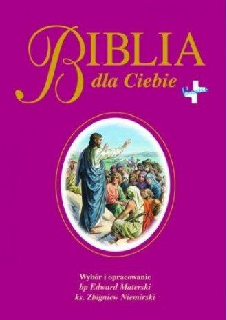 Biblia dla Ciebie - okładka książki
