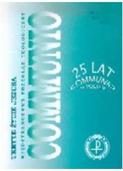 Communio nr 1(145)/2005. Ukryte - okładka książki