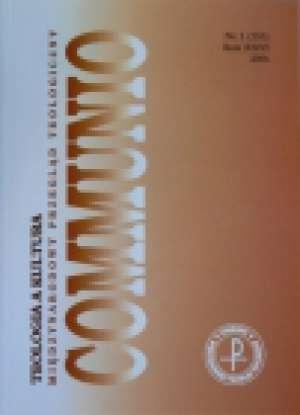 Communio nr 3(153)/2006. Teologia - okładka książki