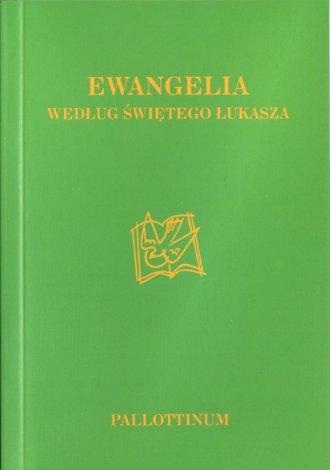 Ewangelia według św. Łukasza - okładka książki