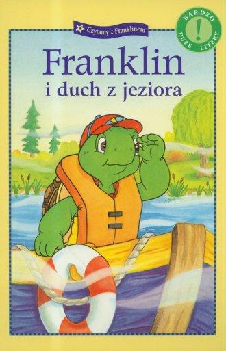 Franklin i duch jeziora - okładka książki