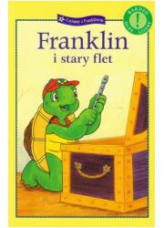 Franklin i stary flet. Seria: Czytamy - okładka książki