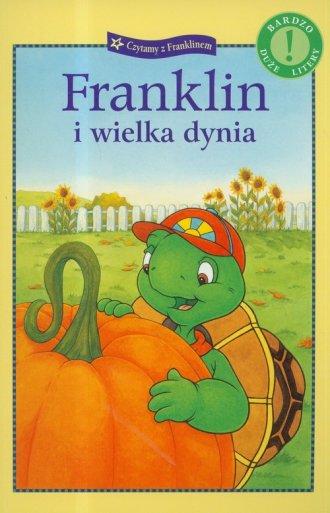Franklin i wielka dynia. Seria: - okładka książki