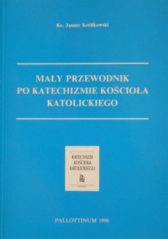 Mały przewodnik po Katechizmie - okładka książki