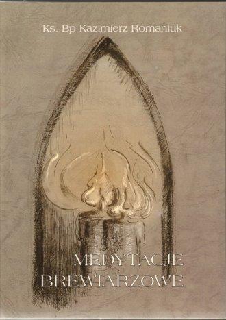 Medytacje brewiarzowe - okładka książki