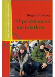 O problemach nastolatków - okładka książki