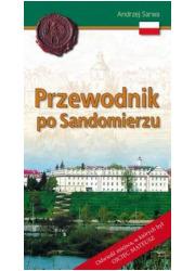 Przewodnik po Sandomierzu - okładka książki