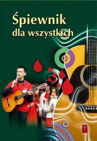Śpiewnik dla wszystkich odkupionych - okładka książki