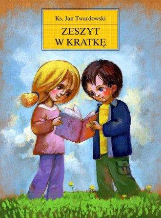 Zeszyt w kratkę - okładka książki