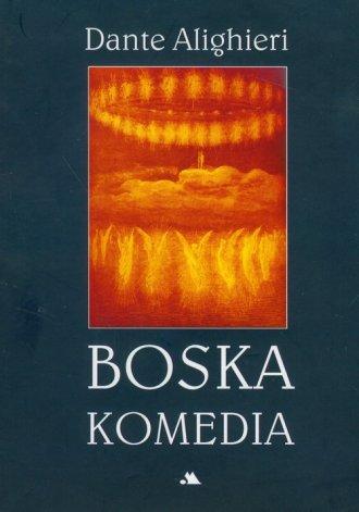 Boska Komedia - okładka książki