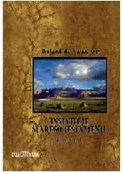 Instytucje Starego Testamentu. - okładka książki