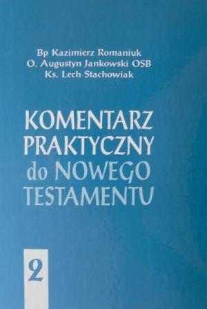 Komentarz praktyczny do NT. Tom - okładka książki
