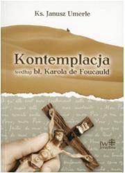 Kontemplacja według bł. Karola - okładka książki