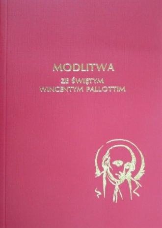 Modlitwa ze świętym Wincentym Pallottim - okładka książki