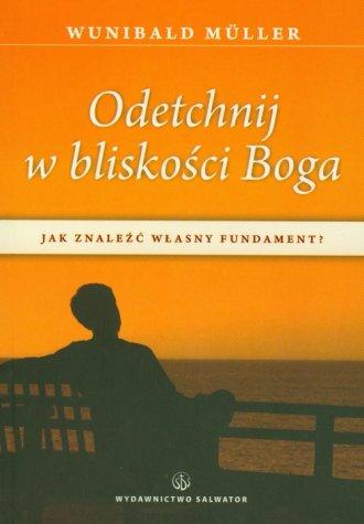 Odetchnij w bliskości Boga - okładka książki